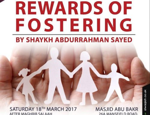 Islamic Perspective on Fostering